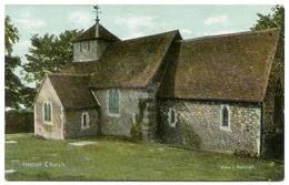 HEDSOR CHURCH - Buckinghamshire