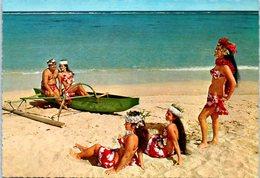 TAHITI - La Vie Heureuse - Polynésie Française