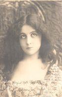 Thèmes - Spectacle - Artistes - Albray - Actrice De 1900 - Artistes