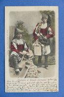 Cartolina Costumi - Costume Di Desulo - Sardegna - 1902 - Cartoline