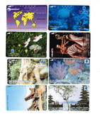 LOT 8 CARTES INDONESIE - Indonesia