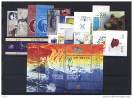 Estonia 2009 Annata Completa / Complete Year Set **/MNH VF - Estonia