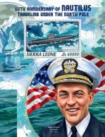 Sierra Leone 2018 Submarine   S201806 - Sierra Leone (1961-...)