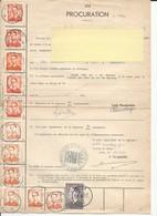 Procuration: (Arlon) - Documenti Della Posta