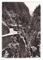 Suisse Grisons N°5 Viamala 2 Brücke OPEL Simca Aronde Escalier Tunnel - GR Grisons