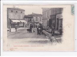 MORTAGNE-sur-GIRONDE : Spectacle Dans La Rue, Montreurs D'ours - Etat - France