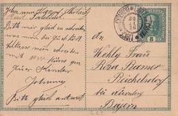 AUTRICHE 1916 ENTIER POSTAL CARTE DE LIBICE NAD CIDLINOU - Entiers Postaux