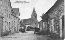 LAUNAY VILLIERS ..... SORTIE DE L ECOLE - France