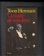 """Toon Hermans """" Verhalen Uit Mijn Leven """" 1986 - Literatuur"""