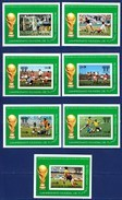 SAO TOME & PRINCIPE. FOOTBALL WORLD CUP 1978. 7SS** - Copa Mundial