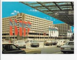 Frankfort Airport - Sheraton Hotel - Aerodromes