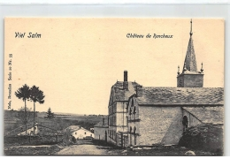 BELGIQUE : Viel Salm, Chateau De Rencheux - Tres Bon Etat - Autres