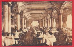 CPA-06-NICE - HÔTEL RUHL - Le Restaurant **- 2 SCANS - Bar, Alberghi, Ristoranti