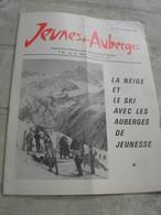 JEUNES DES AUBERGES) Auberges De Jeunesse -photos- Ski - J O Innsbruck -activités Décembre 1064 33 Pages - Cultura