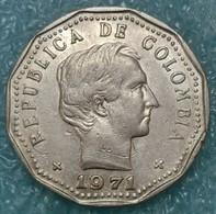Colombia 50 Centavos, 1971 ↓price↓ - Kolumbien