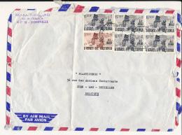 KATANGA LARGE COVER BAD QUALITY JADOVILLE I 11.02.61 - Katanga