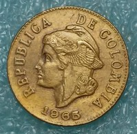 Colombia 2 Centavos, 1965 -1131 - Colombia