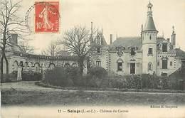 17-2175 : CHATEAU DU CARROIR A SOINGS EN SOLOGNE - France