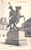 *** 54  ***  LUNEVILLE Statue Du Général Lasalle - Précurseur Timbré TTB - Luneville