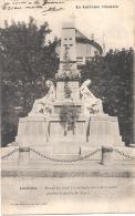 *** 54  ***  LUNEVILLE Monument élevé à La Mémoire Des Soldats .. - Luneville