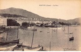 AJACCIO : Le Port - Tres Bon Etat - Ajaccio