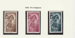 SAHARA 1950 PRO INDIGENAS **MNH - Sahara Español