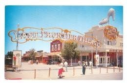 1950's, USA, Las Vegas, Last Frontier Village. Printed Postcard, Unused. - Hotels & Restaurants