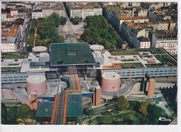 69 LYON Vue Aérienne Centre D'echange, Perrache , Place Carnot, Rue Victor Hugo,  Atelier D'architecture René Gages - Lyon 2