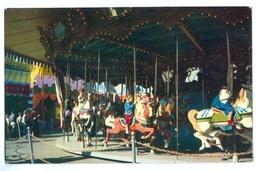 Vintage, Disneyland, Knights Of The Magic Kingdom. Printed Pc, Unused. - Disneyland