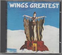 CD : WINGS GREATEST 1993 Paul McCartney - Rock