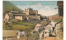 Chateau Queyras  - Vue Generale  -  Le Fort -  CPA° - Otros Municipios