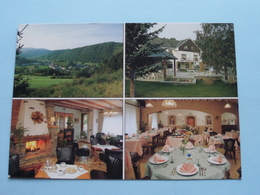 """Hotel-Restaurant """" DREILÄNDERBLICK """" OUREN ( Steils-Waxweiler ) Anno 1996 ( Zie Foto ) ! - Burg-Reuland"""