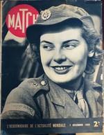 Match N° 75 7 Décembre 1939 - Journaux - Quotidiens