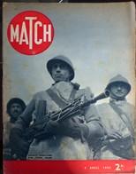 Match N° 92 4 Avril 1940 - Journaux - Quotidiens