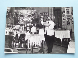 Roma PIAZZA AUGUSTO Imperatore 30 / Wine BIGI ( Edit. VERA ) Anno 19?? ( Zie Foto ) ! - Hotels & Restaurants