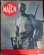 Match N° 93 11 Avril 1940 - Journaux - Quotidiens