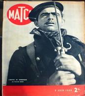 Match N° 98 16 Mai 1940 - Journaux - Quotidiens