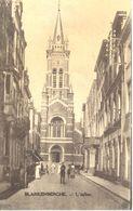 Blankenberge - CPA -  L'Eglise - Blankenberge
