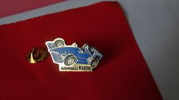 PIN'S    Automobiles   MARTINI - F1