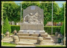 95  BEAUMONT  Sur  OISE     ...  Monument Aux Morts - Beaumont Sur Oise