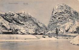 Norvege . N° 49405 . Straabokollen . Suldal - Norvège