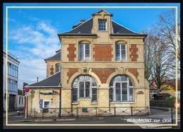 95  BEAUMONT  Sur  OISE     .. La  Caisse D'epargne - Beaumont Sur Oise