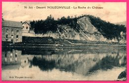 Devant Nouzonville - La Roche Du Château - Edition FLOQUET - France
