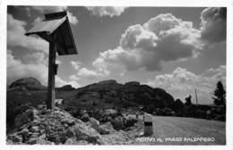 Motivo Al Passo Falzarego - 1938 - Belluno