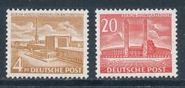 Berlin 112/13 ** Mi. 80,- - Ungebraucht