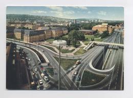 STUTTGART - Charlottenplatz - Animée - Stuttgart