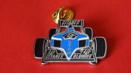 PIN'S    LIGIER  F 1  GITANES  LOTO - F1