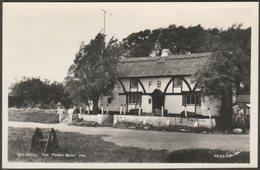 The Ferry Boat Inn, Holywell, Cambridgeshire, C.1950s - Walter Scott RP Postcard - England