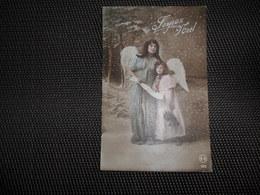 Ange  Engel  Anges  Engelen - Anges
