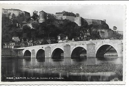 Namur 4200 Le Pont De Jambes Et La Citadelle - Namur